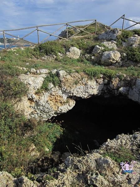 grotte preistoriche del salento leuca 2