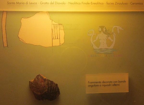 grotte preistoriche del salento leuca 8