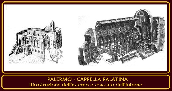 cappella palatina di palermo