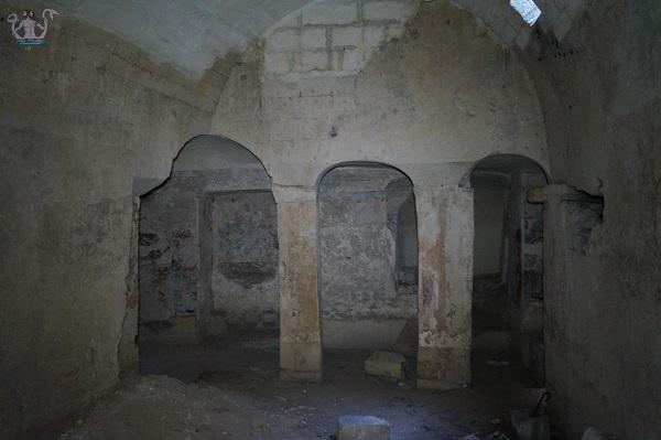 cripta del padreterno a Otranto 2