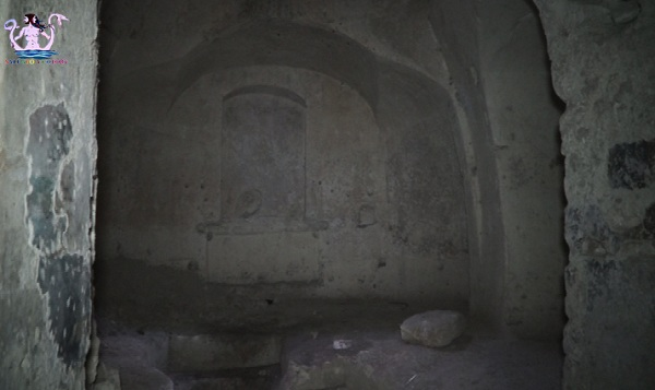 cripta del padreterno a Otranto 3