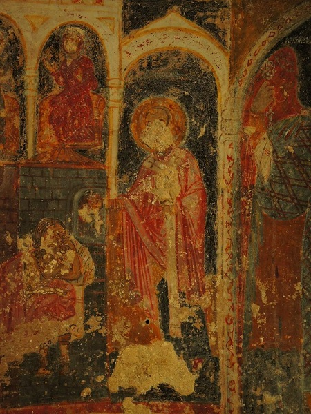 cripta di santa margherita a mottola 18