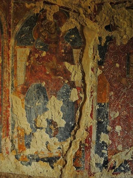 cripta di santa margherita a mottola 21