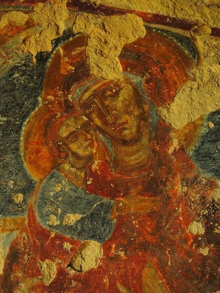 cripta di santa margherita a mottola 22