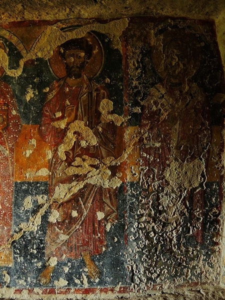 cripta di santa margherita a mottola 25