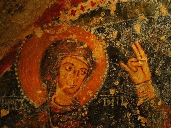 cripta di santa margherita a mottola 40