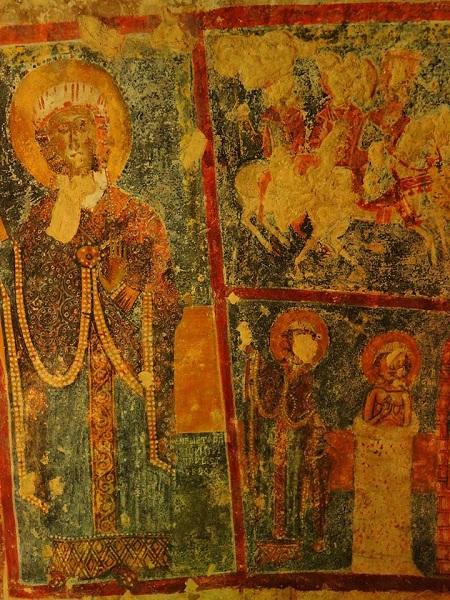 cripta di santa margherita a mottola 47
