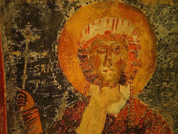cripta di santa margherita a mottola 48