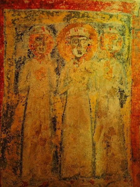 cripta di santa margherita a mottola 51