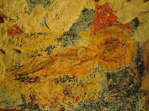 cripta di santa margherita a mottola 53