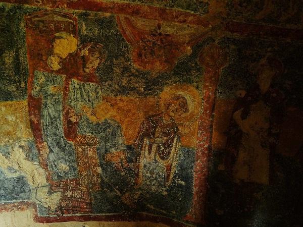 cripta di santa margherita a mottola 57