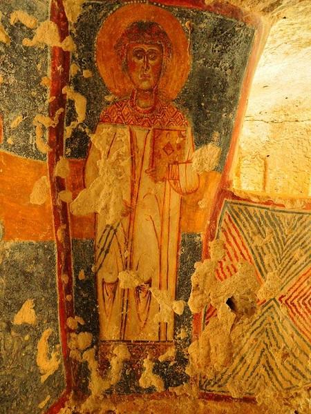 cripta di santa margherita a mottola 61