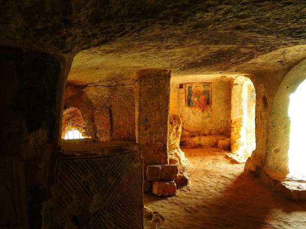 cripta di santa margherita a mottola 63