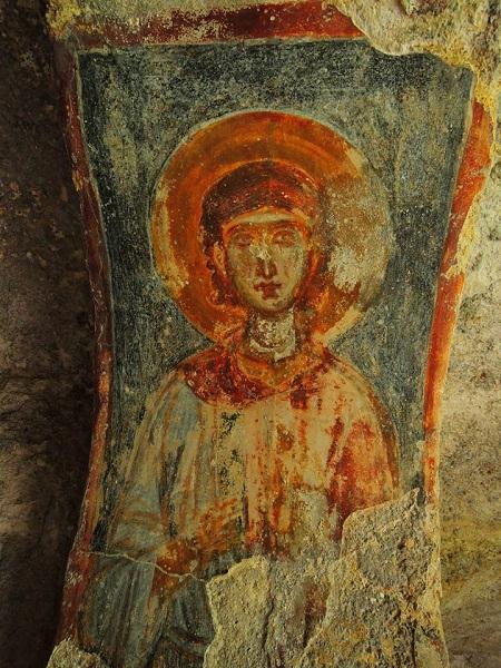 cripta di santa margherita a mottola 7