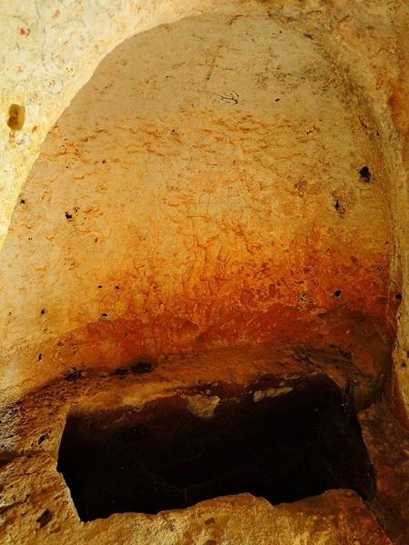 cripta di santa margherita a mottola 71
