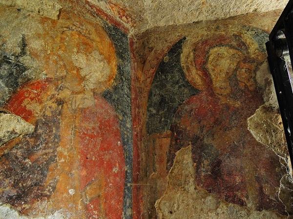 cripta di santa margherita a mottola 76