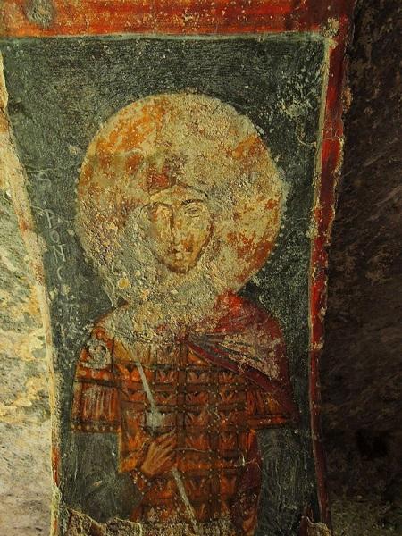 cripta di santa margherita a mottola 8
