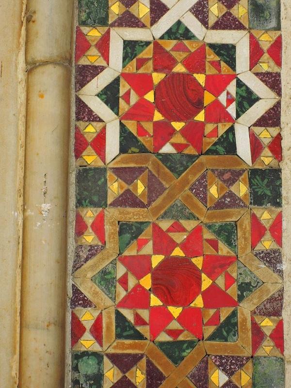 L'arte litica nella Cappella Palatina di Palermo