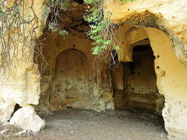 La chiesa rupestre di Santo Stefano a Castellaneta