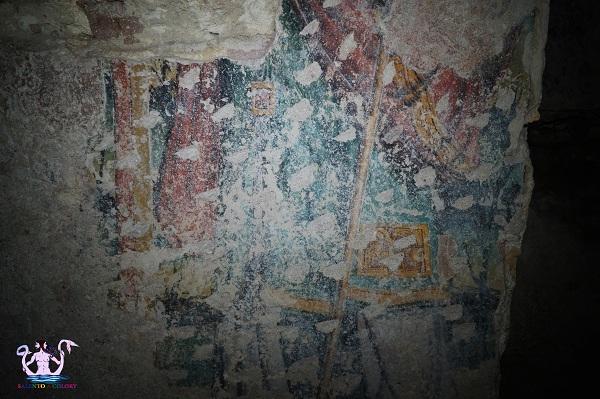 cripta del padreterno a Otranto 10