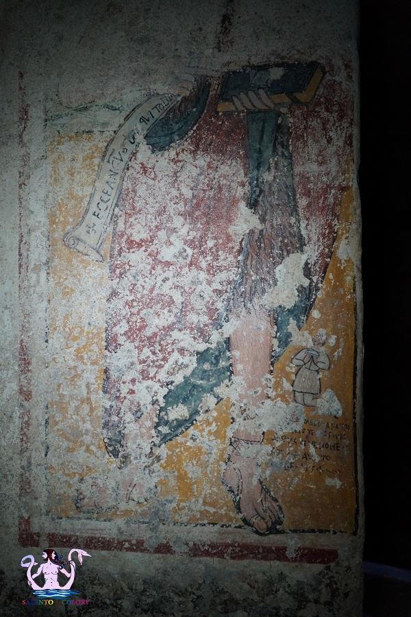 cripta del padreterno a Otranto 13