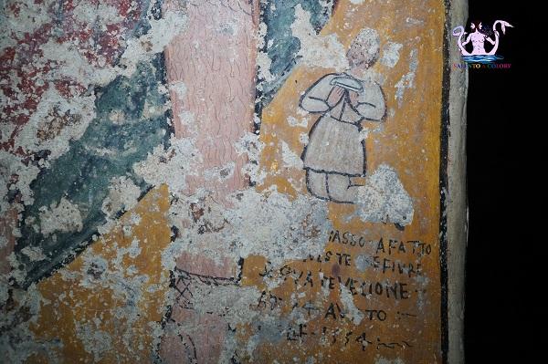 cripta del padreterno a Otranto 14