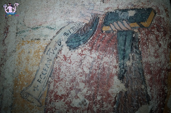 cripta del padreterno a Otranto 15
