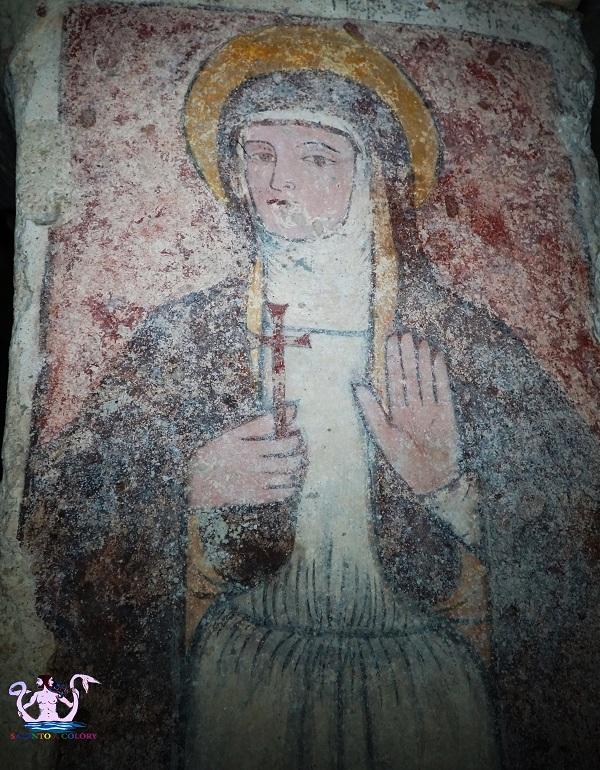 cripta del padreterno a Otranto 21