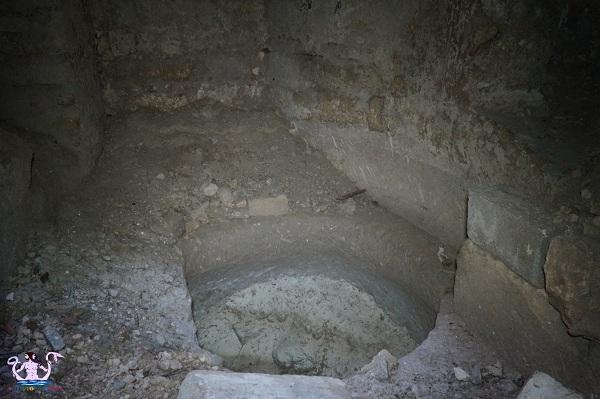 cripta del padreterno a Otranto 22