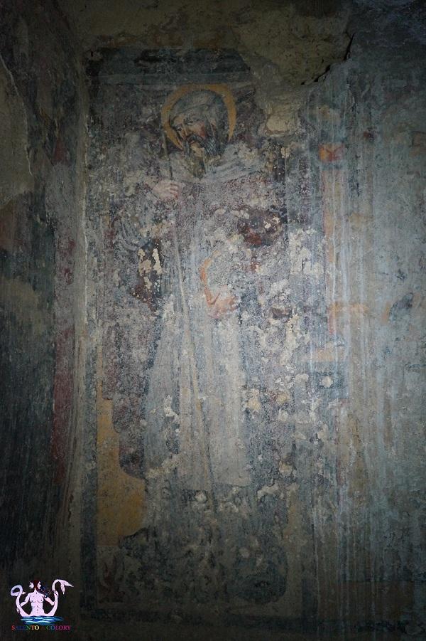cripta del padreterno a Otranto 26