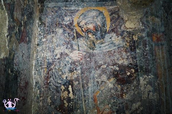 cripta del padreterno a Otranto 27