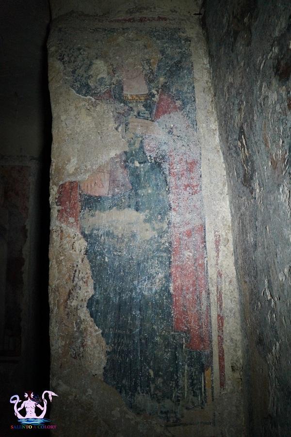 cripta del padreterno a Otranto 28