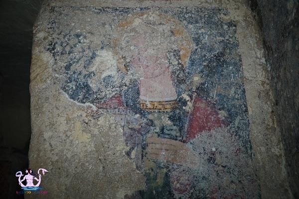 cripta del padreterno a Otranto 29