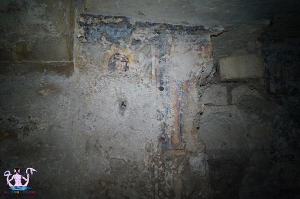 cripta del padreterno a Otranto 31
