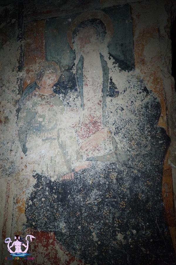 cripta del padreterno a Otranto 33