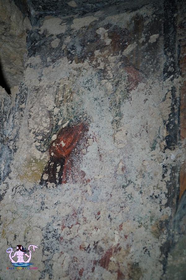 cripta del padreterno a Otranto 35