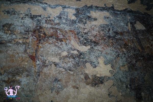 cripta del padreterno a Otranto 36