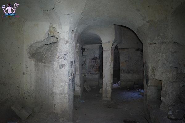 cripta del padreterno a Otranto 5