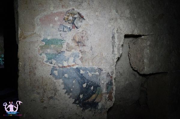 cripta del padreterno a Otranto 6