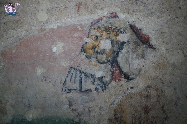 cripta del padreterno a Otranto 7