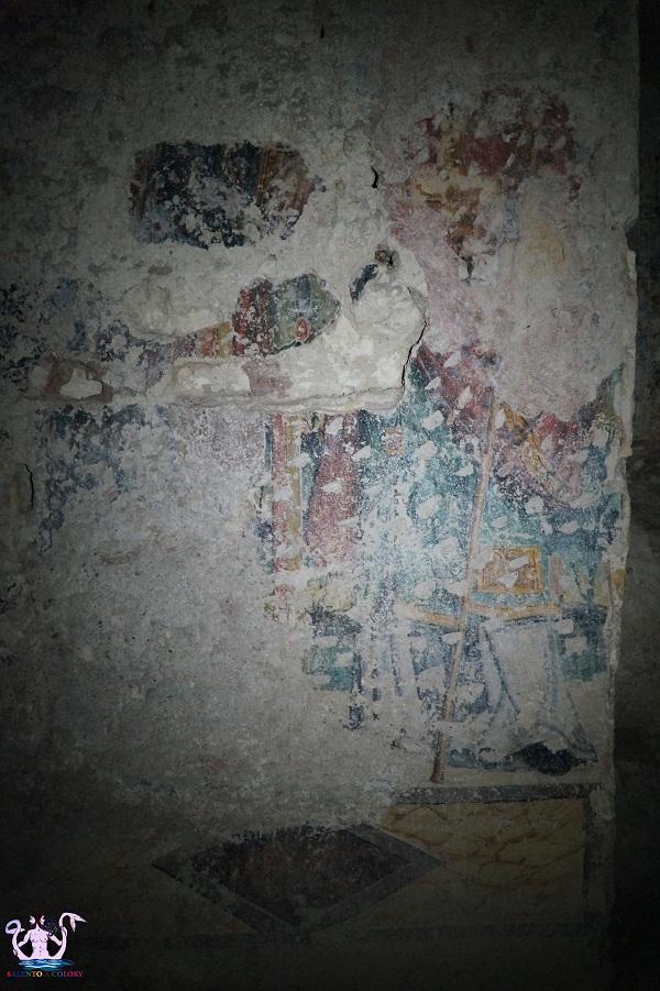 cripta del padreterno a Otranto 9