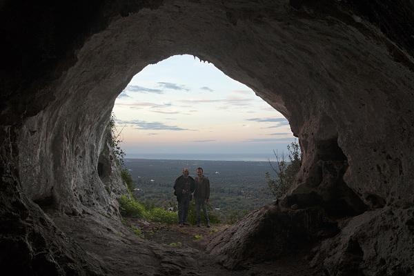 La Grotta dei Millenari a Ostuni