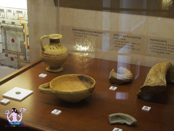 Il Museo Archeologico del Teatro Apollo