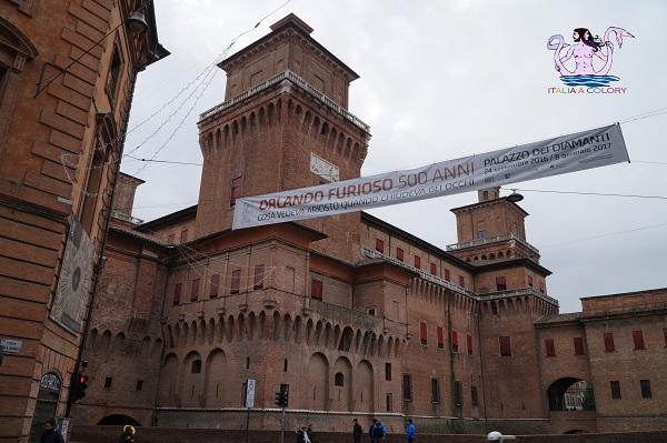 Fra Santi Poeti e Navigatori d'Italia Ferrara