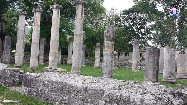Sepino, i Romani in Molise