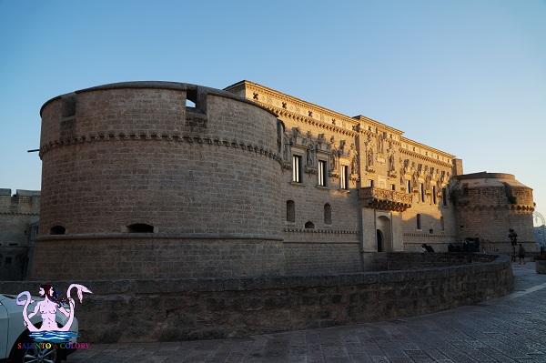 Il Castello di Corigliano d'Otranto