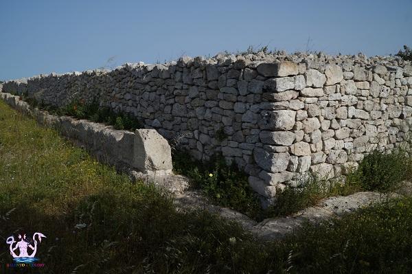 La masseria messapica di Pozzo Seccato ad Acquarica di Lecce