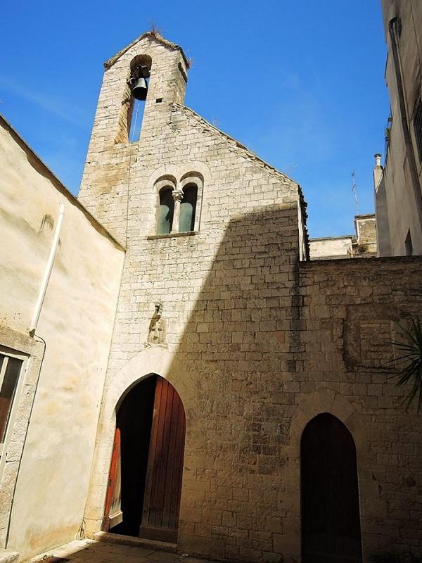 Santa Caterina d'Alessandria a Bitonto
