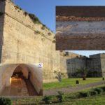 Lecce, le mura urbiche e la strada romana
