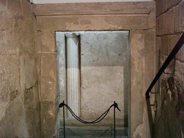 Le tombe a camera di Taranto